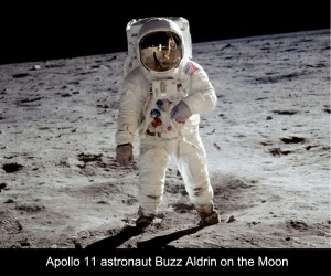 Buzz Aldrin - Apollo11 (spaceplace.nasa.gov)