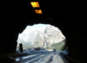 Tunnel into Yosemite Valley via realcheapsports.com