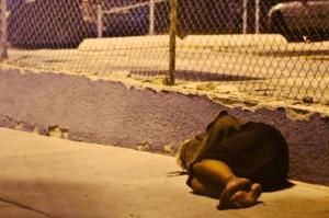 Image of homeless from uscatholic.org
