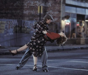 The Notebook - Young couple