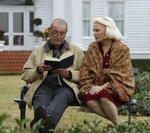The Notebook - Elderly couple