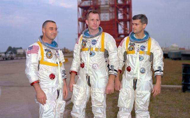 Apollo 1 Crew 01