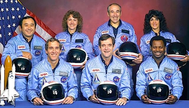 Challenger Crew 01