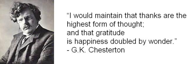 G.K. Chesterton 1
